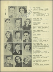 Page 16, 1950 Edition, Rice Lake High School - Aurora Yearbook (Rice Lake, WI) online yearbook collection