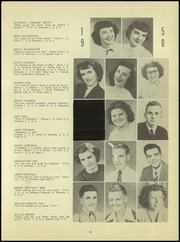 Page 17, 1950 Edition, Rice Lake High School - Aurora Yearbook (Rice Lake, WI) online yearbook collection