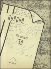 Page 5, 1950 Edition, Rice Lake High School - Aurora Yearbook (Rice Lake, WI) online yearbook collection