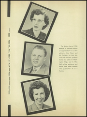Page 8, 1950 Edition, Rice Lake High School - Aurora Yearbook (Rice Lake, WI) online yearbook collection