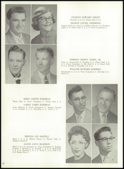 Page 16, 1959 Edition, Rice Lake High School - Aurora Yearbook (Rice Lake, WI) online yearbook collection