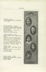 Page 15, 1924 Edition, Hudson High School - True Blue Yearbook (Hudson, WI) online yearbook collection