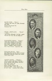 Page 17, 1924 Edition, Hudson High School - True Blue Yearbook (Hudson, WI) online yearbook collection