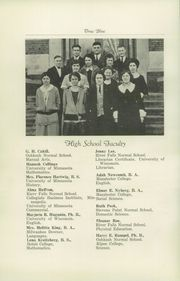 Page 8, 1924 Edition, Hudson High School - True Blue Yearbook (Hudson, WI) online yearbook collection