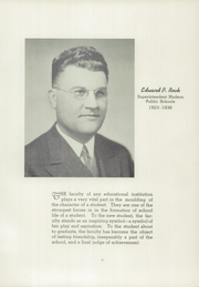 Page 13, 1938 Edition, Hudson High School - True Blue Yearbook (Hudson, WI) online yearbook collection