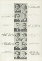 Page 17, 1938 Edition, Hudson High School - True Blue Yearbook (Hudson, WI) online yearbook collection