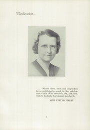 Page 9, 1938 Edition, Hudson High School - True Blue Yearbook (Hudson, WI) online yearbook collection