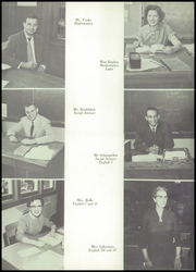 Page 11, 1956 Edition, Hudson High School - True Blue Yearbook (Hudson, WI) online yearbook collection