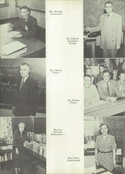 Page 12, 1956 Edition, Hudson High School - True Blue Yearbook (Hudson, WI) online yearbook collection