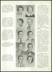Page 17, 1956 Edition, Hudson High School - True Blue Yearbook (Hudson, WI) online yearbook collection