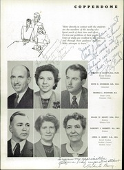Page 10, 1948 Edition, Shorewood High School - Copperdome Yearbook (Shorewood, WI) online yearbook collection