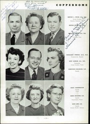 Page 16, 1948 Edition, Shorewood High School - Copperdome Yearbook (Shorewood, WI) online yearbook collection