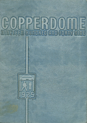 1949 Edition, Shorewood High School - Copperdome Yearbook (Shorewood, WI)