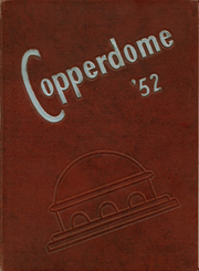 1952 Edition, Shorewood High School - Copperdome Yearbook (Shorewood, WI)