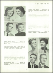 Page 16, 1956 Edition, Shorewood High School - Copperdome Yearbook (Shorewood, WI) online yearbook collection