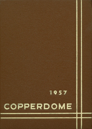 1957 Edition, Shorewood High School - Copperdome Yearbook (Shorewood, WI)