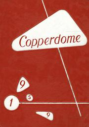 1959 Edition, Shorewood High School - Copperdome Yearbook (Shorewood, WI)