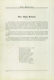 Page 16, 1924 Edition, Sparta High School - Spartan Yearbook (Sparta, WI) online yearbook collection