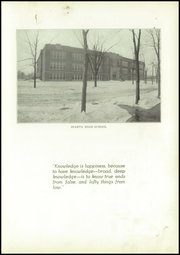 Page 11, 1929 Edition, Sparta High School - Spartan Yearbook (Sparta, WI) online yearbook collection