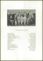Page 8, 1929 Edition, Sparta High School - Spartan Yearbook (Sparta, WI) online yearbook collection