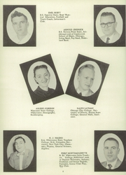Page 12, 1957 Edition, Sparta High School - Spartan Yearbook (Sparta, WI) online yearbook collection