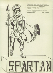 Page 5, 1957 Edition, Sparta High School - Spartan Yearbook (Sparta, WI) online yearbook collection