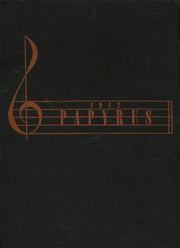 1942 Edition, Kaukauna High School - Papyrus Yearbook (Kaukauna, WI)