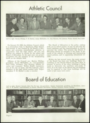 Page 12, 1950 Edition, Kaukauna High School - Papyrus Yearbook (Kaukauna, WI) online yearbook collection