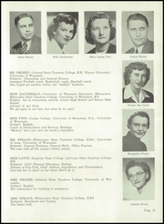 Page 15, 1950 Edition, Kaukauna High School - Papyrus Yearbook (Kaukauna, WI) online yearbook collection