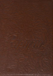 1951 Edition, Kaukauna High School - Papyrus Yearbook (Kaukauna, WI)