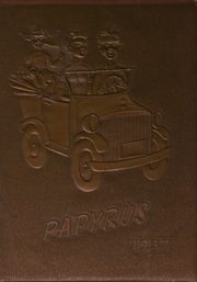 1957 Edition, Kaukauna High School - Papyrus Yearbook (Kaukauna, WI)