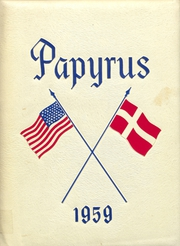 1959 Edition, Kaukauna High School - Papyrus Yearbook (Kaukauna, WI)