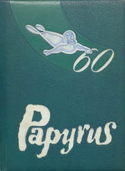 1960 Edition, Kaukauna High School - Papyrus Yearbook (Kaukauna, WI)