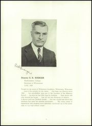 Page 12, 1943 Edition, Milwaukee Lutheran High School - Aurora Yearbook (Milwaukee, WI) online yearbook collection