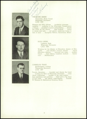 Page 16, 1943 Edition, Milwaukee Lutheran High School - Aurora Yearbook (Milwaukee, WI) online yearbook collection