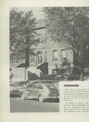 Page 8, 1950 Edition, Milwaukee Lutheran High School - Aurora Yearbook (Milwaukee, WI) online yearbook collection