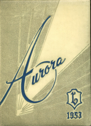 Page 1, 1953 Edition, Milwaukee Lutheran High School - Aurora Yearbook (Milwaukee, WI) online yearbook collection
