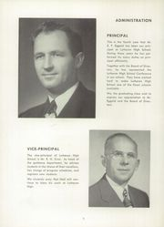 Page 12, 1953 Edition, Milwaukee Lutheran High School - Aurora Yearbook (Milwaukee, WI) online yearbook collection
