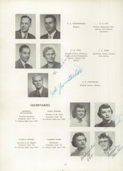 Page 16, 1953 Edition, Milwaukee Lutheran High School - Aurora Yearbook (Milwaukee, WI) online yearbook collection