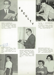 Page 16, 1960 Edition, Milwaukee Lutheran High School - Aurora Yearbook (Milwaukee, WI) online yearbook collection