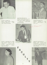 Page 17, 1960 Edition, Milwaukee Lutheran High School - Aurora Yearbook (Milwaukee, WI) online yearbook collection