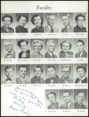 Page 12, 1954 Edition, Solomon Juneau High School - Pioneer Yearbook (Milwaukee, WI) online yearbook collection