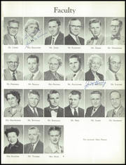 Page 13, 1954 Edition, Solomon Juneau High School - Pioneer Yearbook (Milwaukee, WI) online yearbook collection