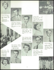 Page 16, 1954 Edition, Solomon Juneau High School - Pioneer Yearbook (Milwaukee, WI) online yearbook collection