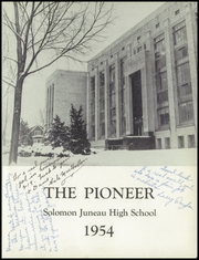 Page 5, 1954 Edition, Solomon Juneau High School - Pioneer Yearbook (Milwaukee, WI) online yearbook collection
