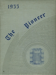 Page 1, 1955 Edition, Solomon Juneau High School - Pioneer Yearbook (Milwaukee, WI) online yearbook collection