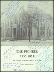 Page 5, 1955 Edition, Solomon Juneau High School - Pioneer Yearbook (Milwaukee, WI) online yearbook collection