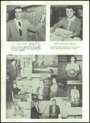 Page 14, 1958 Edition, Grafton High School - Blackhawk Yearbook (Grafton, WI) online yearbook collection