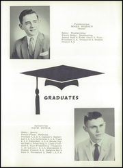 Page 17, 1958 Edition, Grafton High School - Blackhawk Yearbook (Grafton, WI) online yearbook collection
