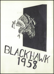 Page 5, 1958 Edition, Grafton High School - Blackhawk Yearbook (Grafton, WI) online yearbook collection
